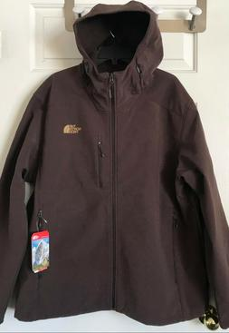$190 NWT Mens The North Face Apex Bionic 2 Hoodie Full Zip J