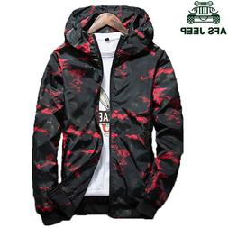 2018 Spring Autumn <font><b>Mens</b></font> Casual Camouflag