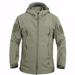 2018 tad winter shark skin military windproof