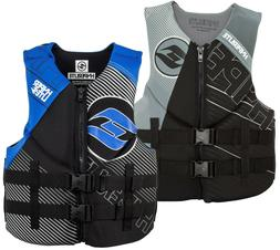2019 Men's HYPERLITE Indy Neo Wakeboard Vest PFD Life Jacket