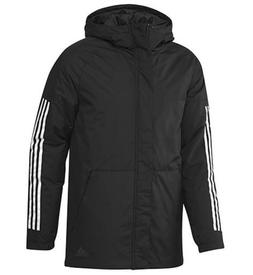 3 Stripes Xploric Outdoor Parka Jacket - Mens - Adidas - Bla