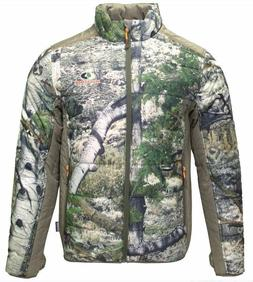 XL 2X Mens Mossy Oak 3M Thinsulate Insulated Jacket Coat Cam