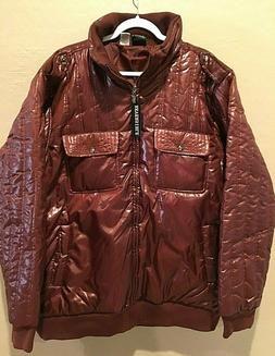 3XL LARGE WINTER WARM OUTWARE Outfitter JACKET COAT MENS BRO