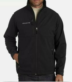 5X Columbia Men's Ascender Softshell Jacket, Water & Wind Re