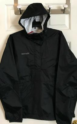 $90 NWT Mens Marmot Precip Anorak Hooded Packable Waterproof