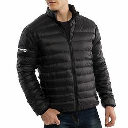 Alpine Swiss Niko Packable Light Mens Down Jacket Puffer Bub