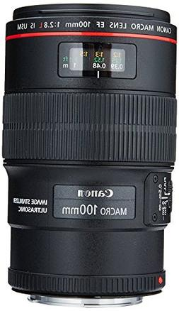 Canon EF 100mm f/2.8L IS USM Macro Lens for Canon Digital SL
