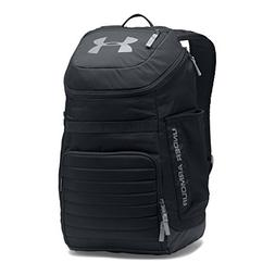 Under Armour Undeniable 3.0 Backpack,Black /Steel, One Size