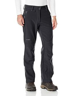 Arctix Men's Advantage Softshell Pants, Black, Medium