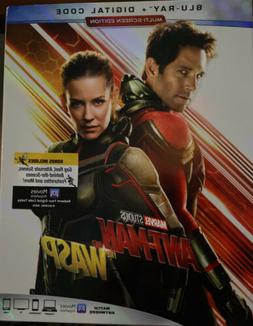 ANT-MAN AND THE WASP  + Digital Code New Sealed With Dust Ja