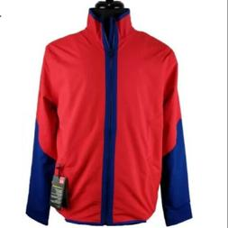 Under Armour BAYWATCH Storm Men's Outdoor Jacket Red/Blue Dw