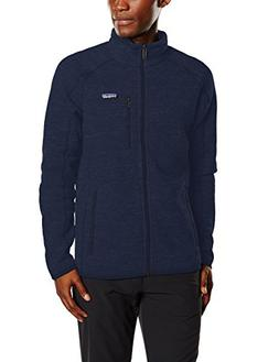 Patagonia Mens Better Sweater Jacket, L, Blue