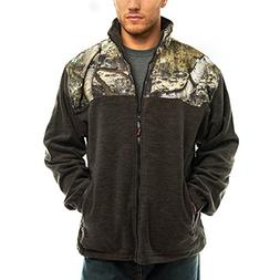 c max zip polar fleece