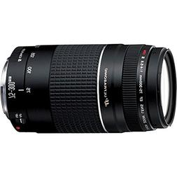 Canon EF 75-300mm f/4-5.6 III Telephoto Zoom Lens for Canon