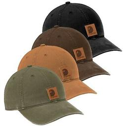 carhartt mens odessa hat adjustable cap choose