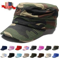 Castro Cadet Cap Military Army Cotton Hat Patrol Baseball Wo