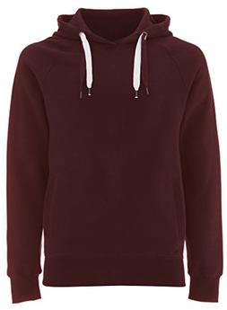 Claret Red Pullover Hoodie for Men - X Large - XL Mens Hoode