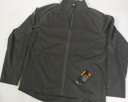 Under Armour Cold Gear Reactor Storm Gray Full Zipper Jacket