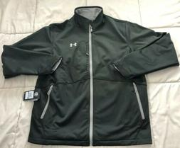 Under Armour Coldgear Infrared Artillery Green Jacket 128087