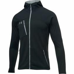 Under Armour Coldgear Reactor Hooded Fleece Jacket - Men's