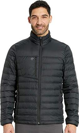 Mountain Hardwear Dynothern Down Jacket - Men's Black Medium
