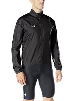 Pearl Izumi - Ride Men's Elite Barrier Jacket, Medium, Black