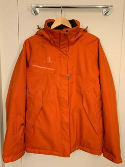 Salomon Fantasy Jacket, Men's, Small, Moab Orange