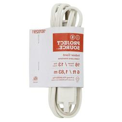 General Electric Extension Cord 6 ft 13 Amp 3-outlet 16-gaug
