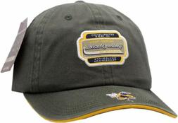 Georgia Tech Yellow Jackets Hat Adjustable Strap Flam Bam 12