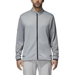 Adidas Golf Men's Climaheat Full Zip Jacket - BC6774 Mid Gre