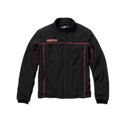 Harley-Davidson Men's Anton Windproof Mid-Layer Casual Jacke