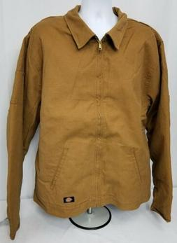 Dickies Insulated Canvas Duck Jacket.  Men's size 2XLT
