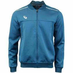 jacket casual outerwear blue mens