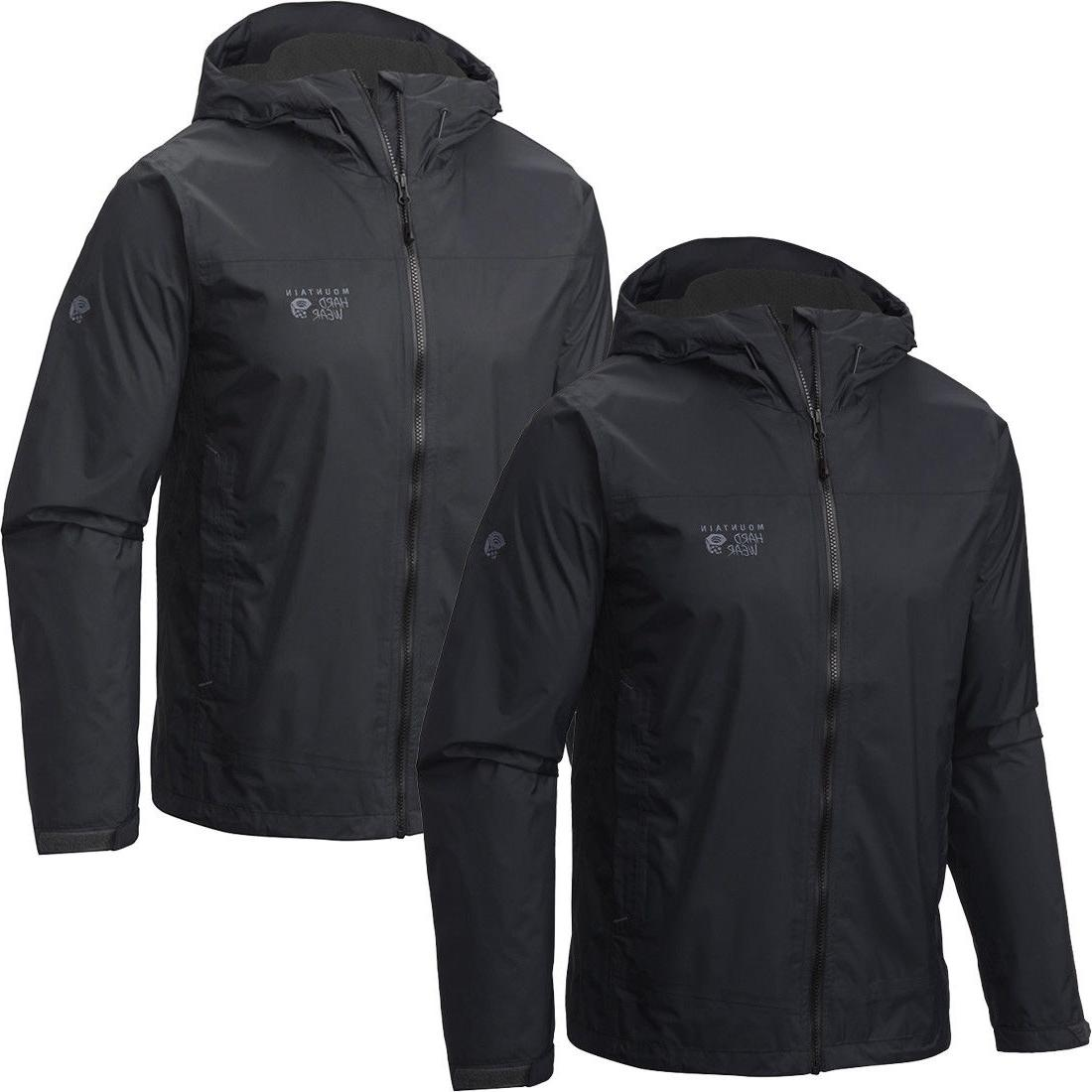"$150 New Mens Mountain Hardwear ""Beacon Rock"" EXS Softshell"
