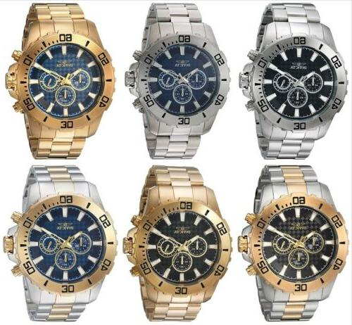 Invicta 2254 Men's Pro Diver Chronograph 50mm Watch - Choice