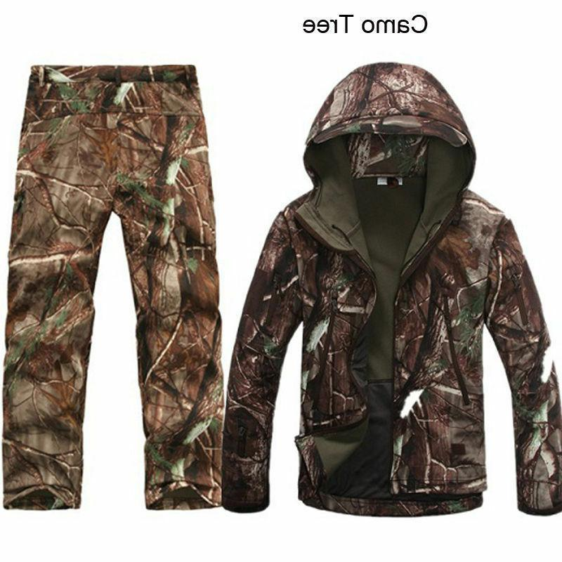 2PCS New Hunting Jacket +pants