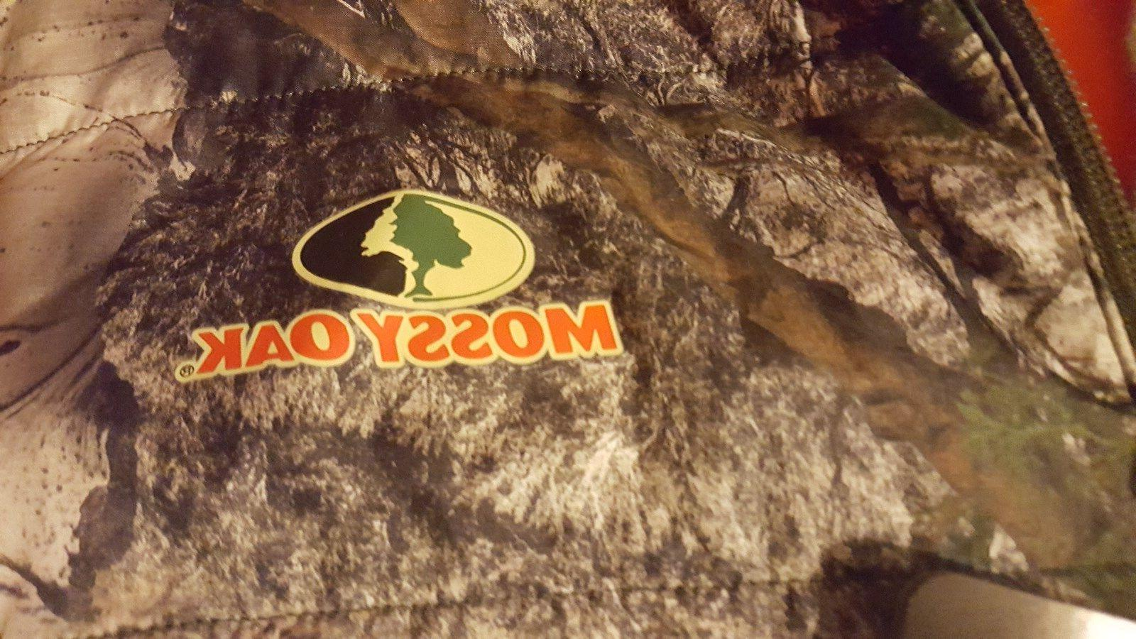 3X 2X L Mens Mossy 3M Insulated Jacket Coat Mountain Country