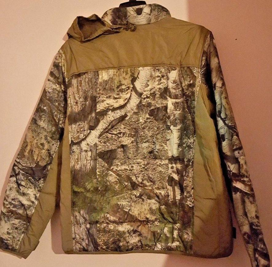 3X 2X Mossy Thinsulate Insulated Jacket Coat Mountain
