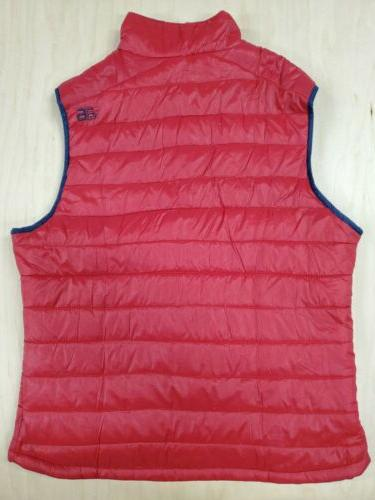 ■651 Mens Outtabound Vest Outerwear Vintage Red