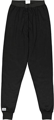 Black Cold Weather Thick ECWCS Military Thermal Pants Bottom
