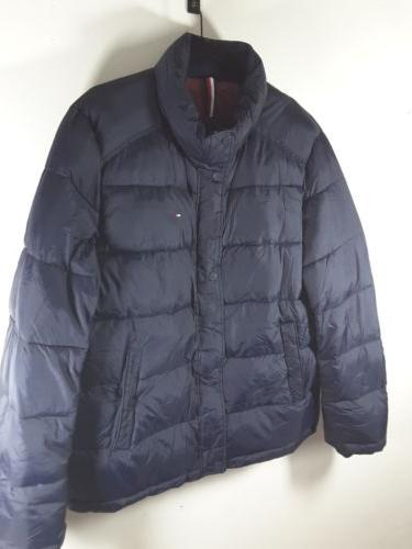 Tommy Puffer Down Alternative Size