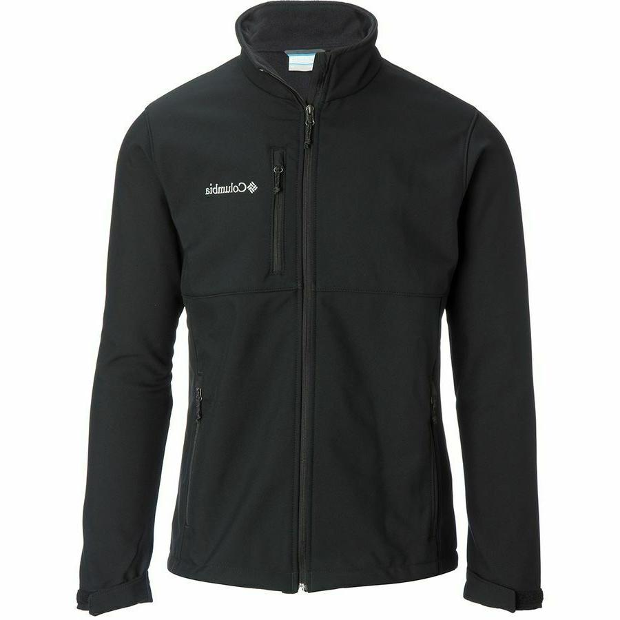 ascender water resistant softshell jacket