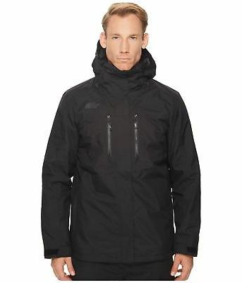 THE NORTH FACE Clement Triclimate Jacket Men | TNF Black