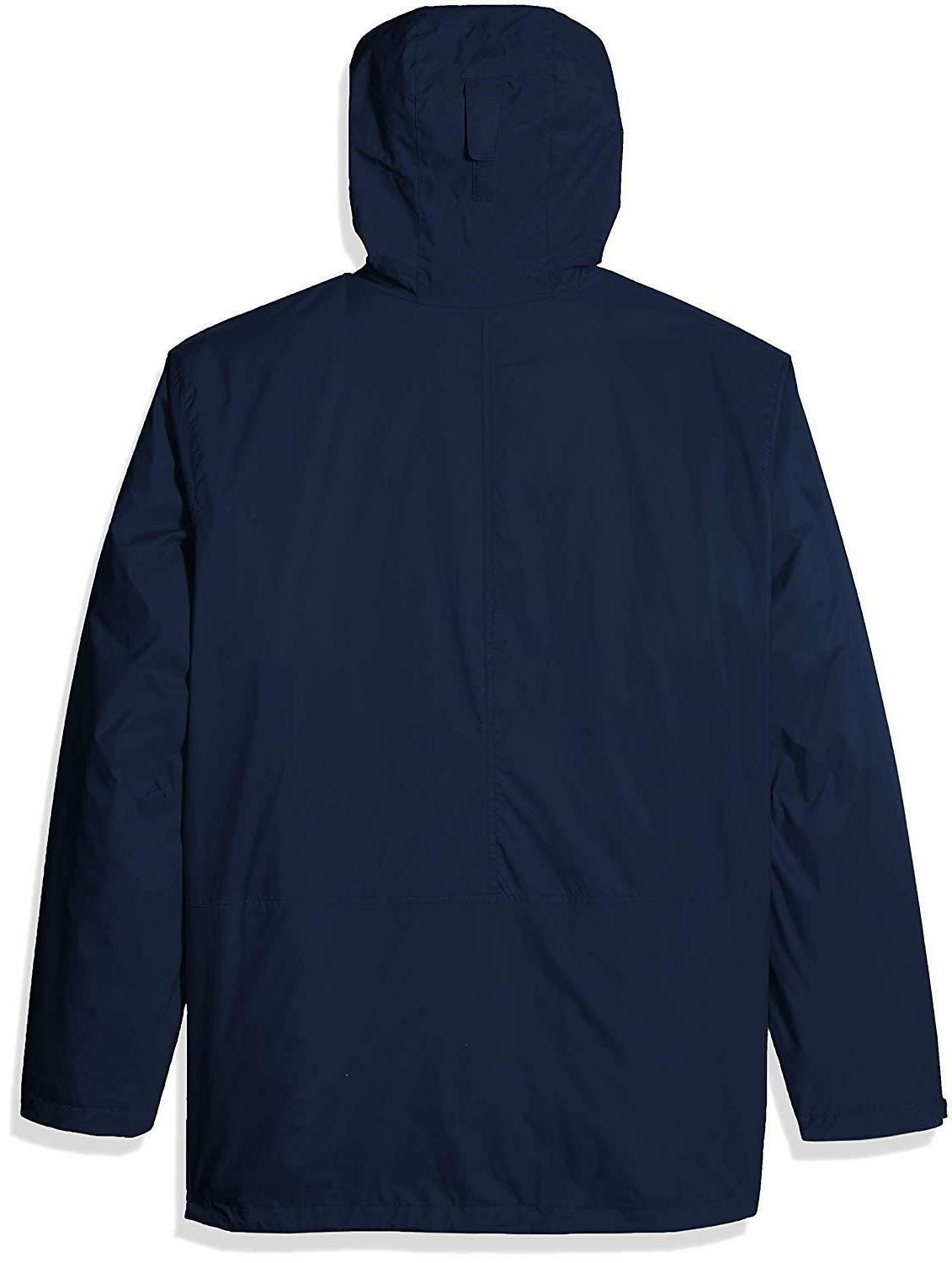 Columbia Ten Big & Tall Interchange Jacket