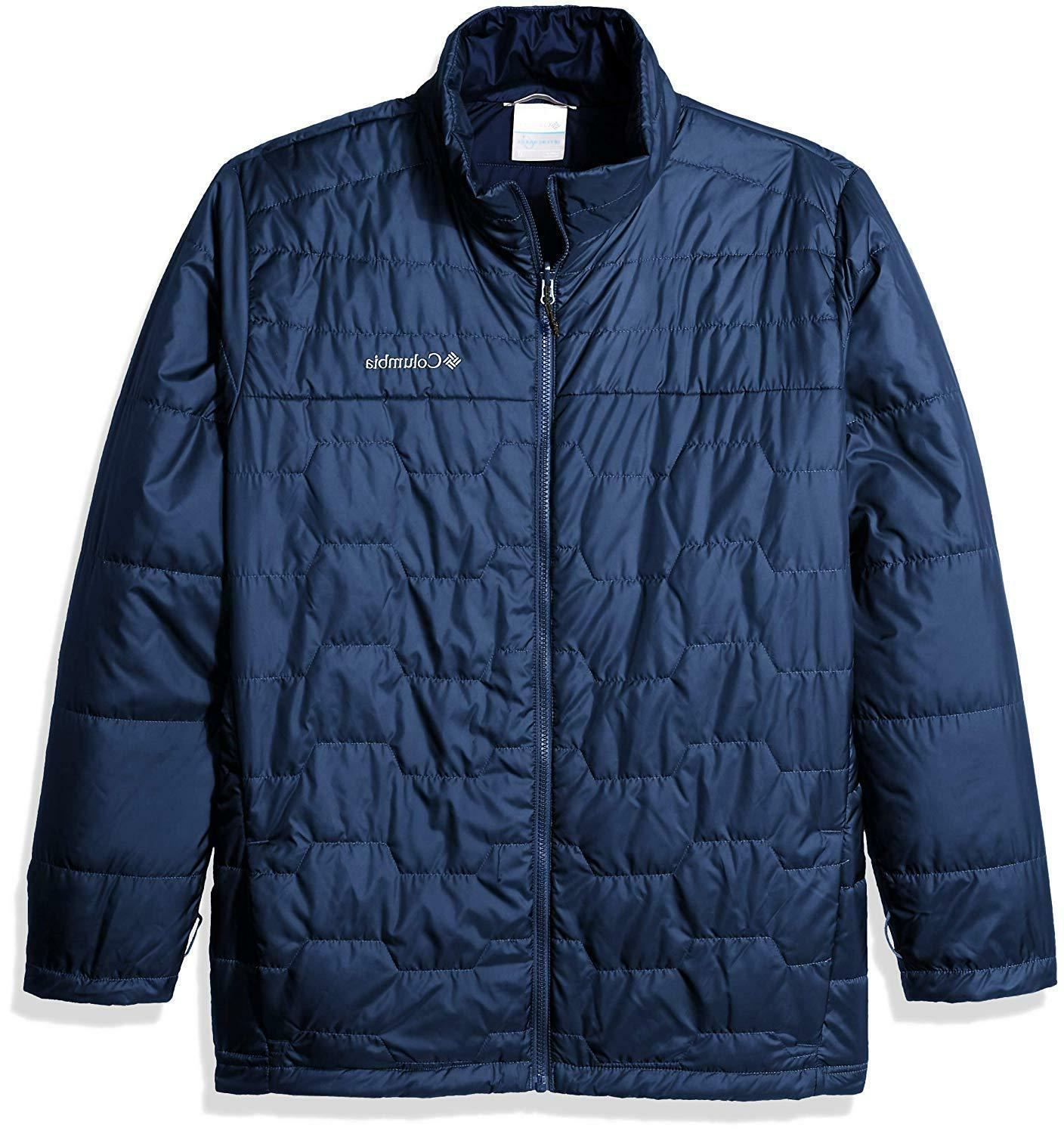 Columbia Big & Interchange Jacket