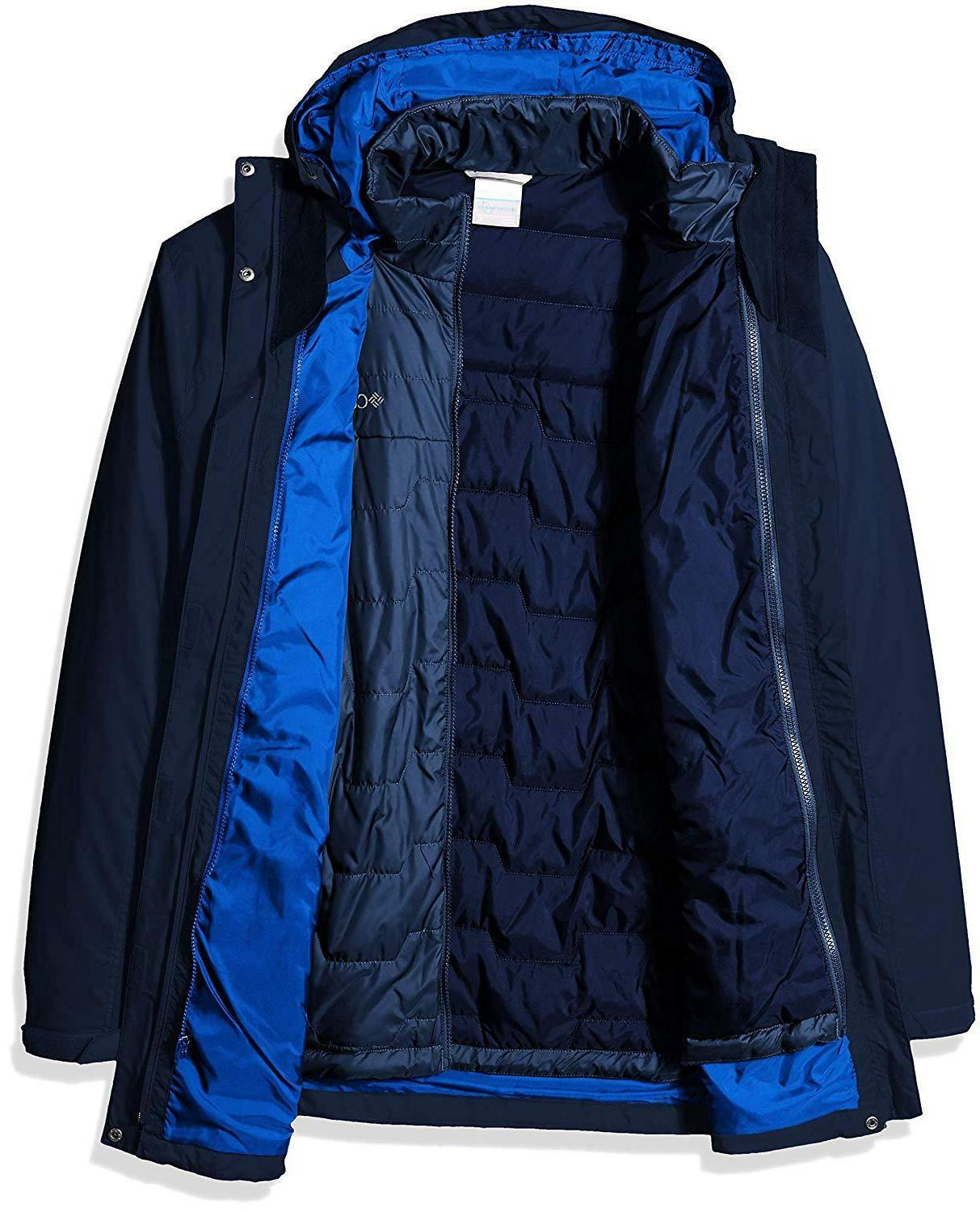 Columbia Big Interchange Jacket