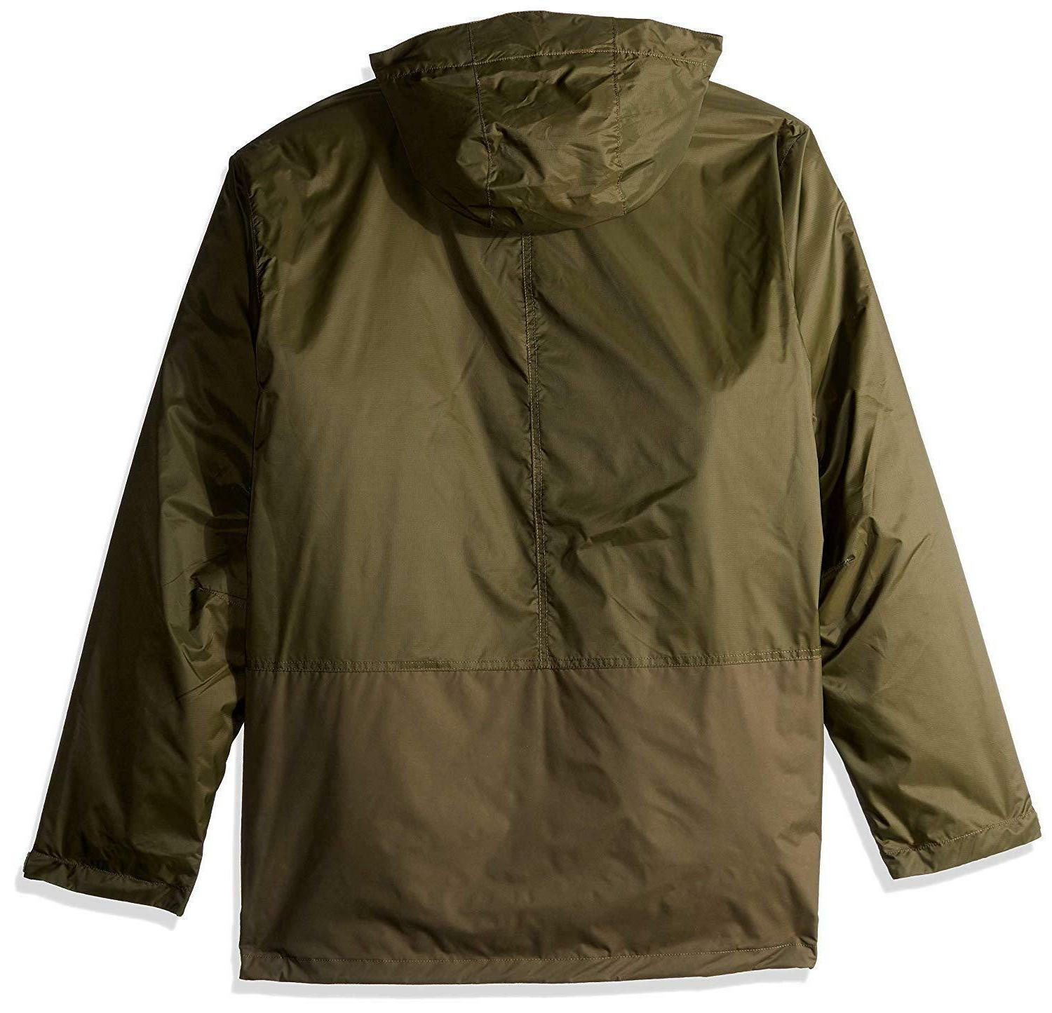 Columbia Men's Falls Big & Jacket