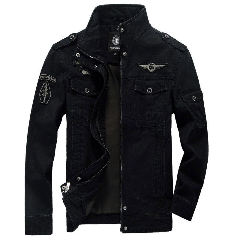 Cotton Military 2019 Soldier Style Army <font><b>Jackets</b></font> Brand