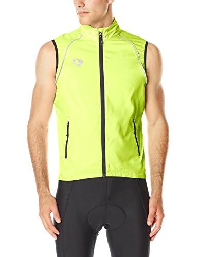 Pearl Men's Elite Barrier Jacket, Screaming Yellow