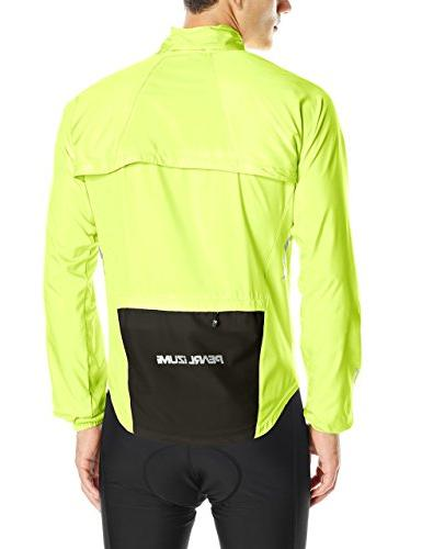 Pearl - Ride Men's Barrier Convertible Jacket, Yellow
